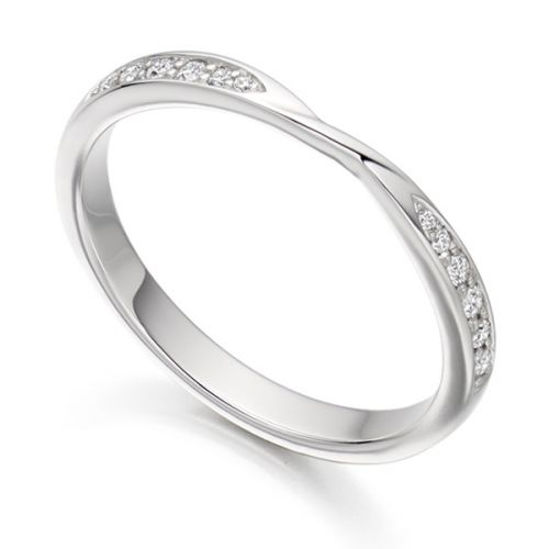 Fitted Wedding Bands