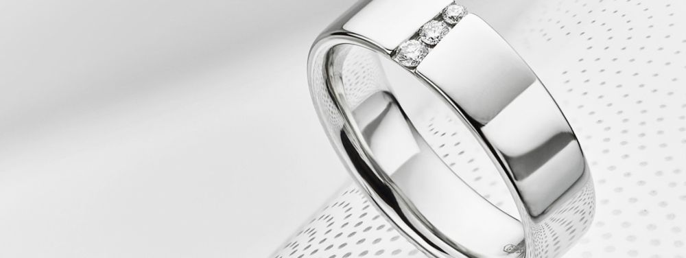 Diamond Wedding Rings Collection