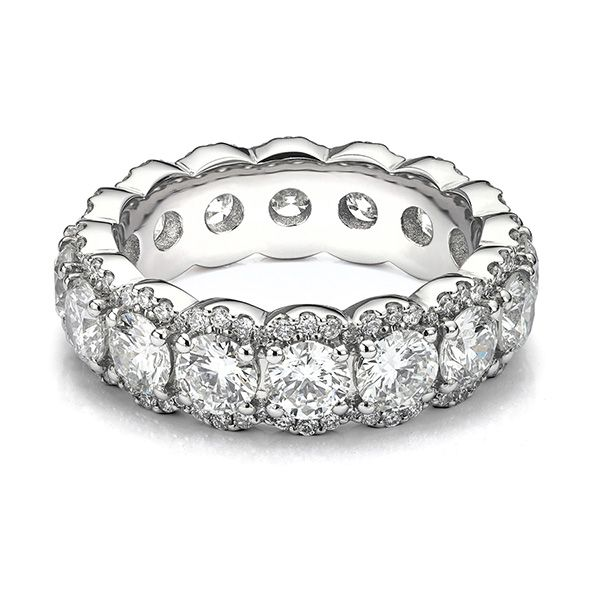 Bespoke Full Eternity Ring  Main Image