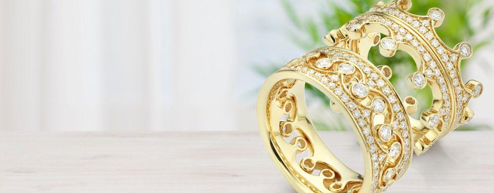 Bespoke Ring Sets Custom Made for Men and Women