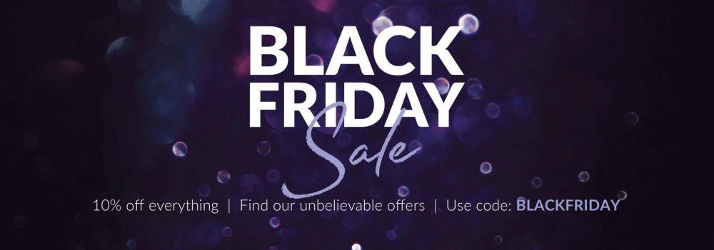 Black Friday Weekend Jewellery Sale Now On