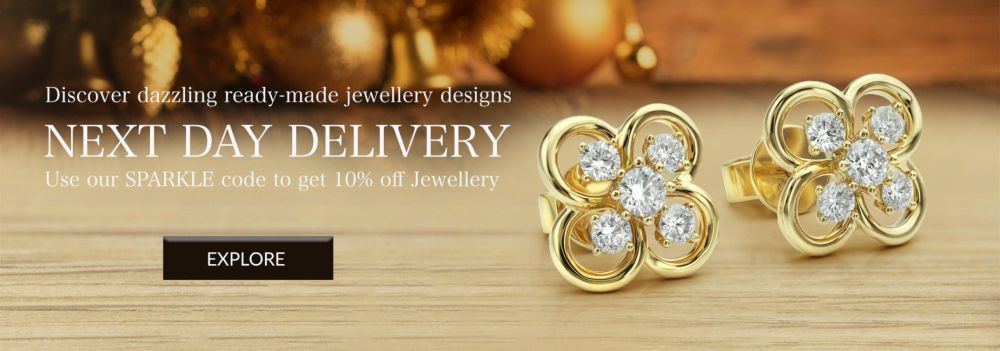 Ready Made Christmas Jewellery with Next Day Delivery