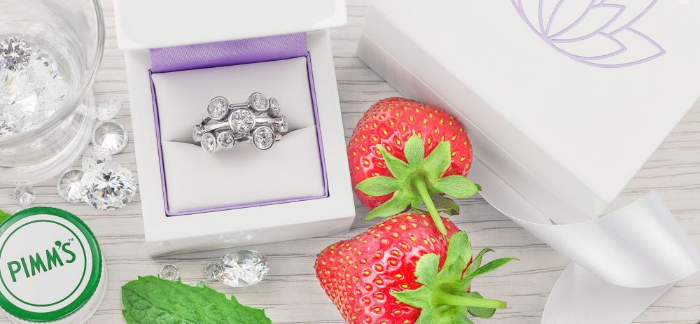 Summer at Serendipity Diamonds - Explore bubble rings