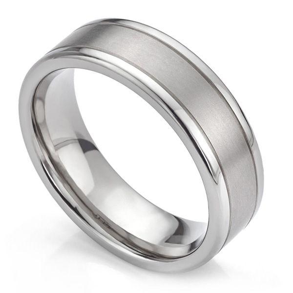 Titanium Ashes Ring  Main Image