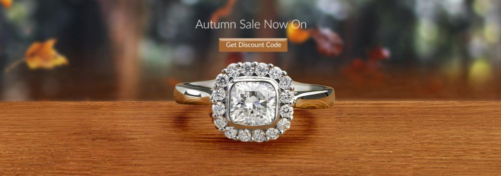 Autumn jewellery sale now on at Serendipity Diamonds