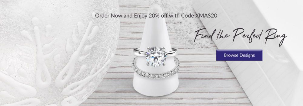 Find the perfect ring this Christmas with Serendipity Diamonds