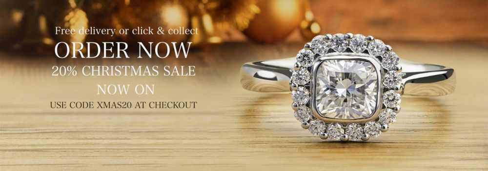 20% Jewellery Sale Now On - Eclipse Ring Style