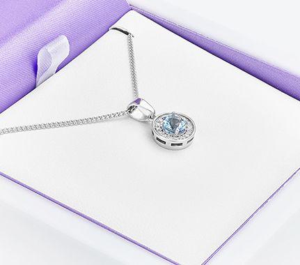Diamond pendant offers