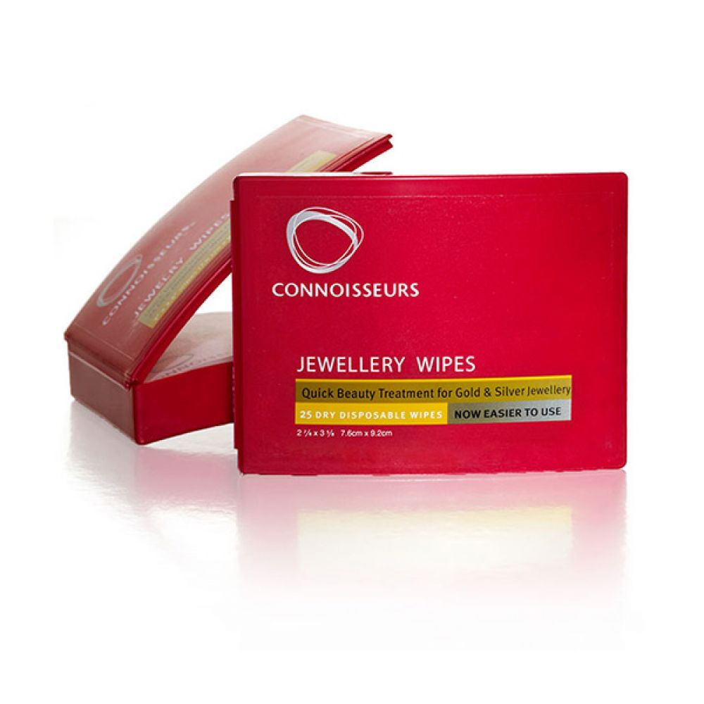 Jewellery Beauty Wipes - Open Box