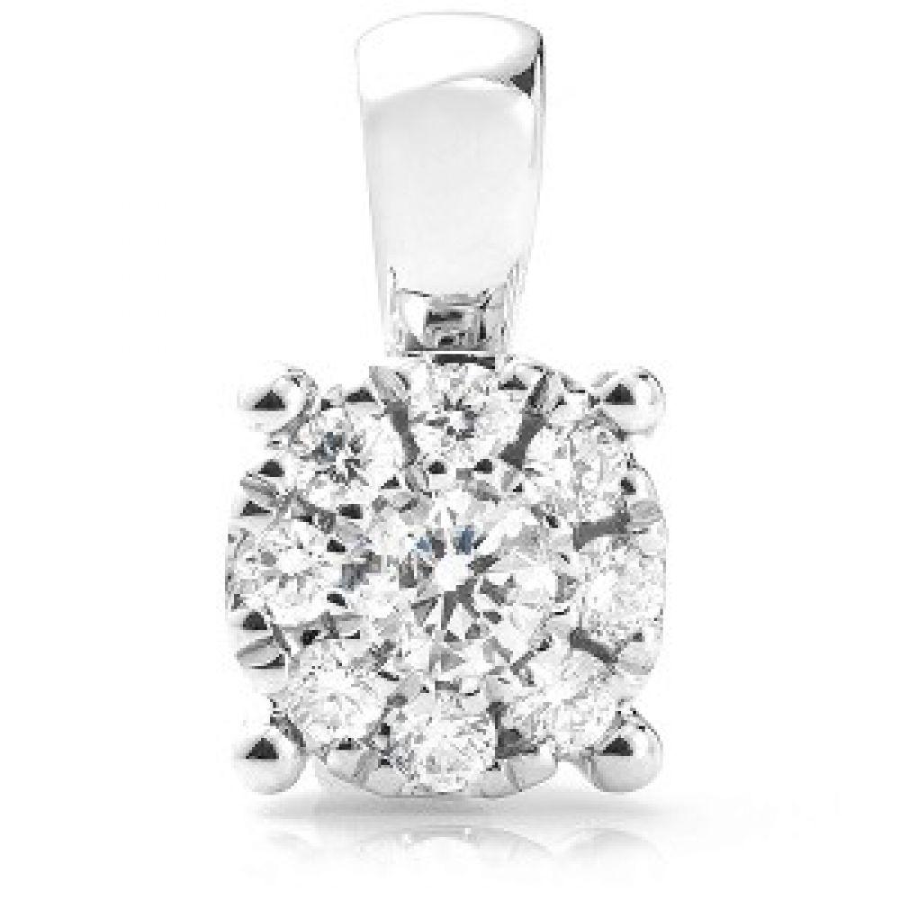 Starla diamond pendant