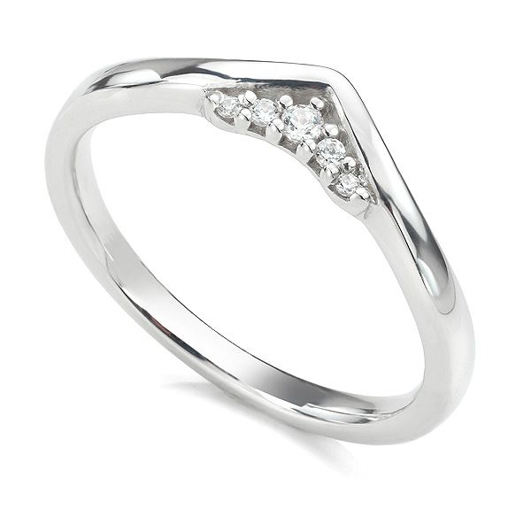 Coronet Diamond Wedding Ring Main Image
