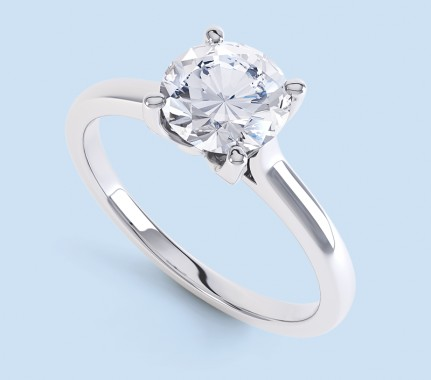 Engagement Rings - Diamond Engagement Rings
