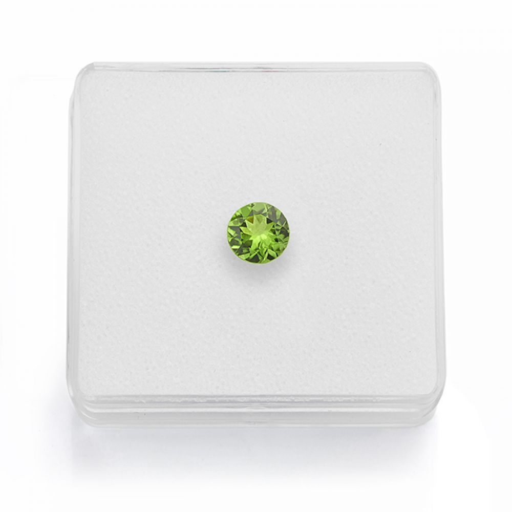 1.30 Carat Green Peridot 7mm