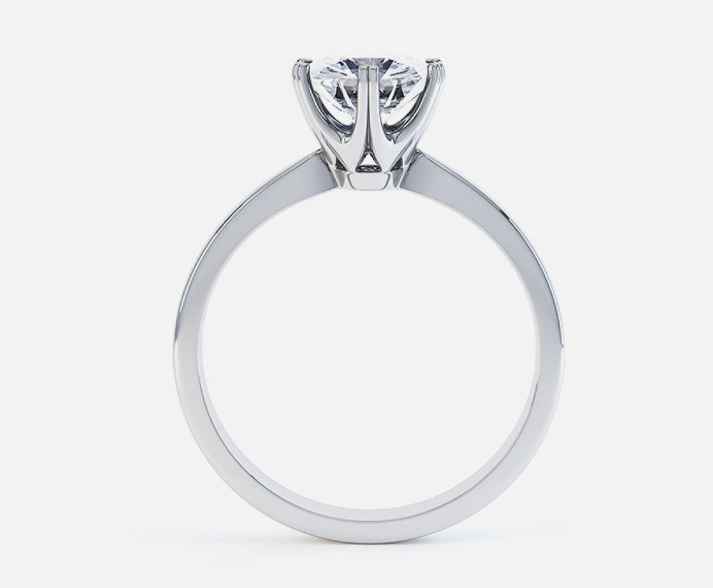 Engagement Rings Made To Order Diamond Engagement Rings